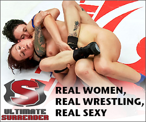 Ultimate Surrender - Real Women, Real Wrestling, Real Sexy