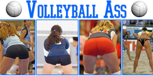 Volleyball Ass